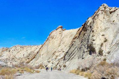 option 1 - Tabernas Desert