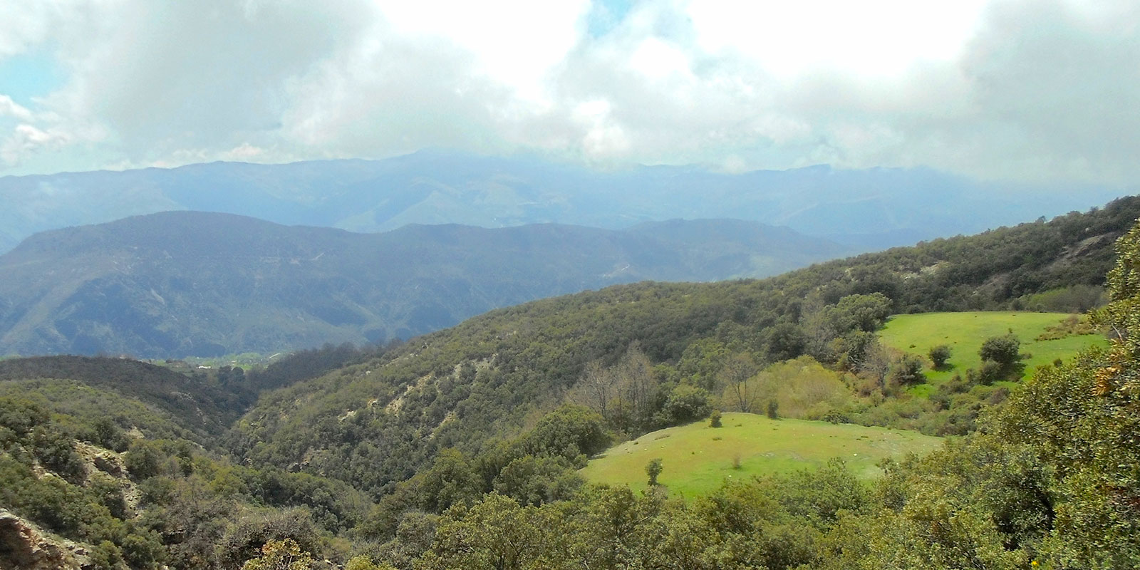 Sierra Nevada Spain and surrounding areas